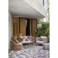 Sofa ogrodowa NEST 57522USL 165x80x74cm firmy Cane-line