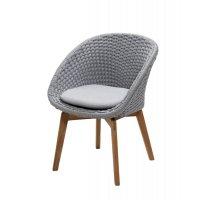 Fotel ogrodowy PEACOCK 5454ROLGT 60x61x80cm firmy Cane-line