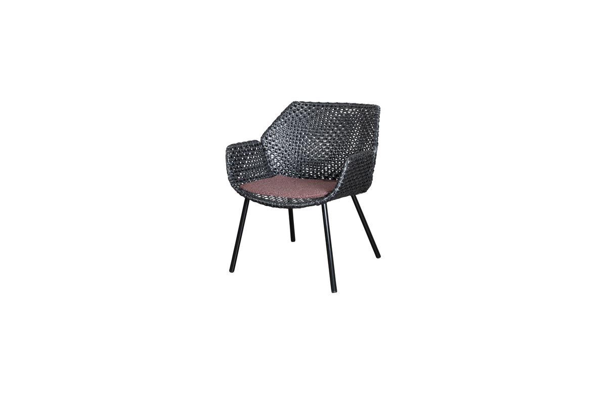 Fotel ogrodowy lounge VIBE 5407SG 70x66x78cm firmy Cane-line