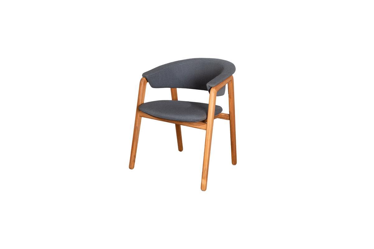Fotel ogrodowy LUNA 54050AITGT 64,5x59,5x77cm firmy Cane-line