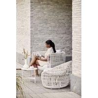 Fotel ogrodowy NEST 57422WSW 85x80x72cm firmy Cane-line