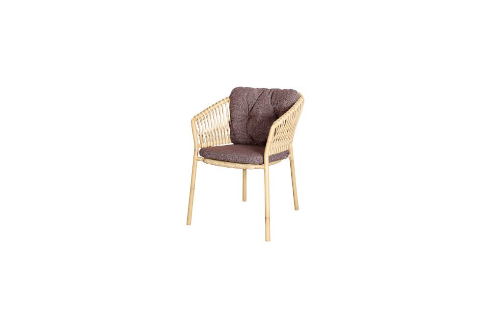 Fotel ogrodowy OCEAN 5417U 57x60x76cm firmy Cane-line