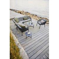 Fotel ogrodowy OCEAN 5427RODG 69x85x73cm firmy Cane-line