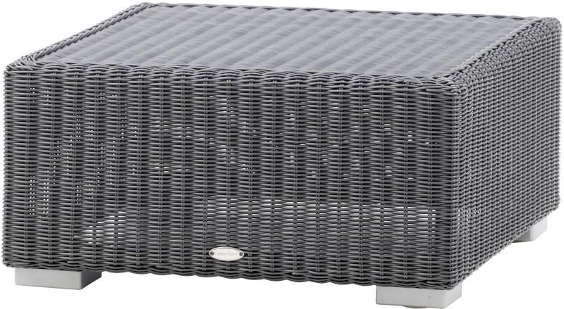 Podnóżek/stolik ogrodowy CHESTER 5390G firmy Cane-line