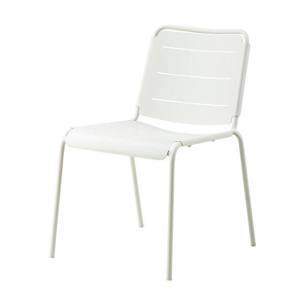 Krzesło ogrodowe COPENHAGEN 11440AW firmy Cane-line