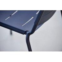 Krzesło ogrodowe COPENHAGEN 11438AB firmy Cane-line