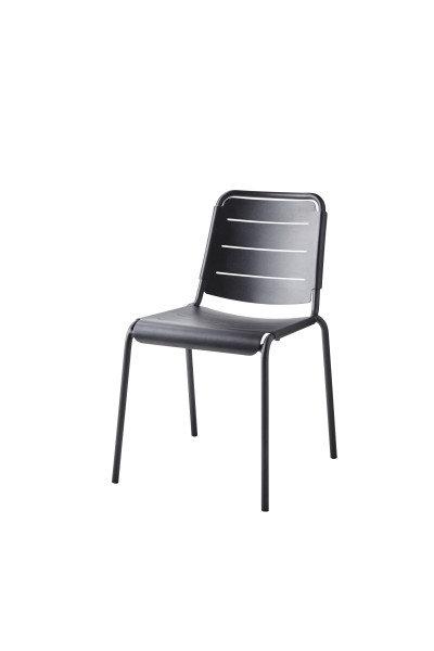 Krzesło ogrodowe COPENHAGEN 11438AL firmy Cane-line