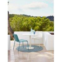 Krzesło ogrodowe COPENHAGEN 11438AW firmy Cane-line