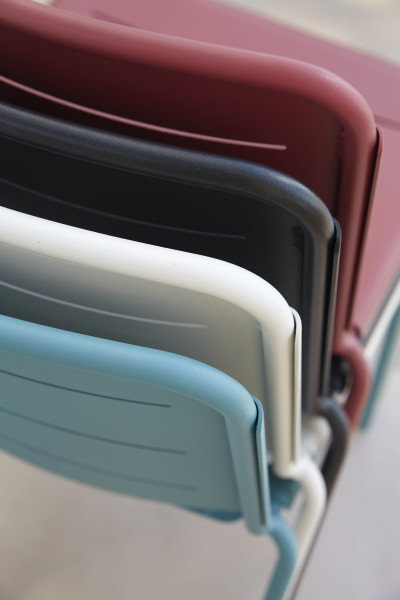 Krzesło ogrodowe COPENHAGEN 11440AL firmy Cane-line