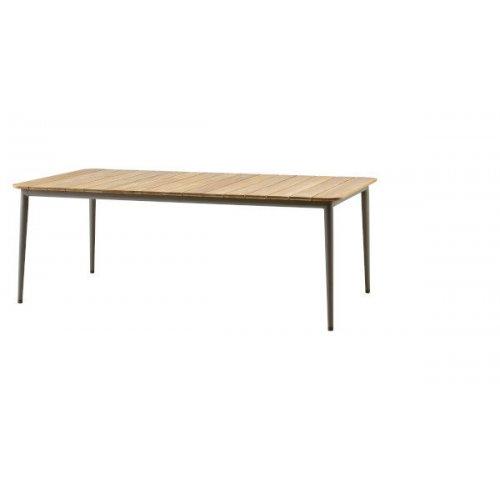 Stół ogrodowy CORE 210x100cm 5028ATT firmy Cane-line