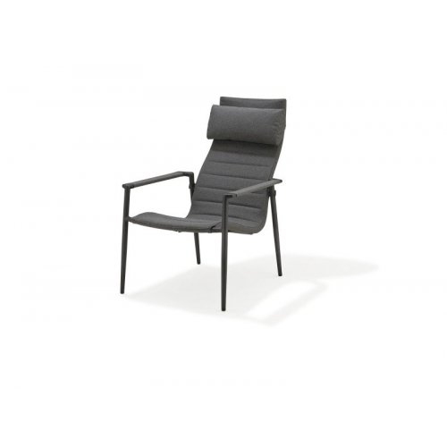 Fotel ogrodowy CORE highback 8436SFTG firmy Cane-line
