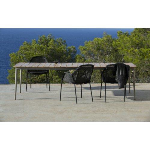 Stół ogrodowy CORE 274x100cm 5029ATT firmy Cane-line