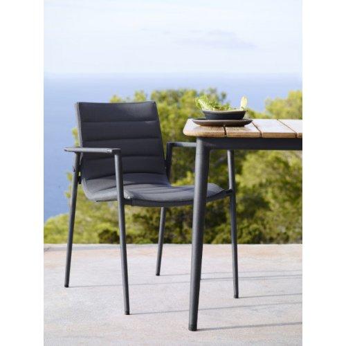 Fotel ogrodowy CORE 8434SFTG firmy Cane-line