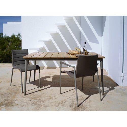 Stół ogrodowy CORE 160x100cm 5027ATT firmy Cane-line