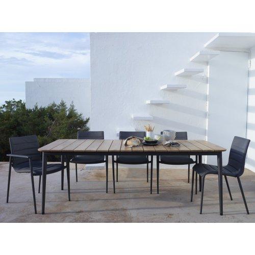 Stół ogrodowy CORE 210x100cm 5028ALT firmy Cane-line