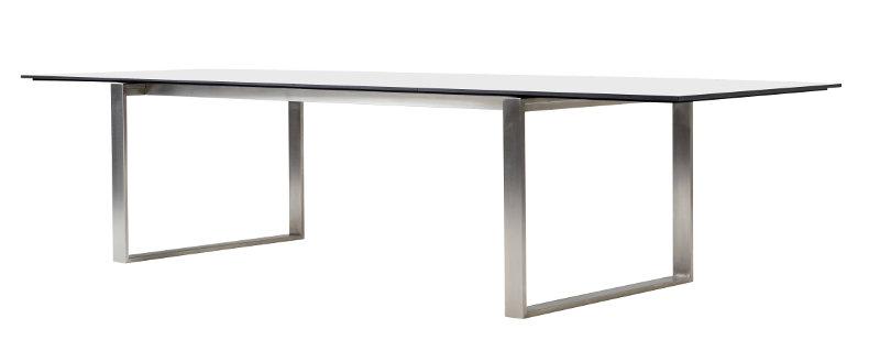Stół ogrodowy rozkładany 210-330x100cm EDGE 5032STPO32CA firmy Cane-line