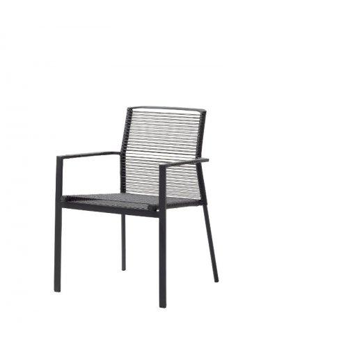 Fotel ogrodowy EDGE 5404RAG firmy Cane-line