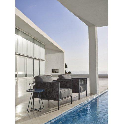 Fotel ogrodowy ENCORE 5470GSFTG firmy Cane-line