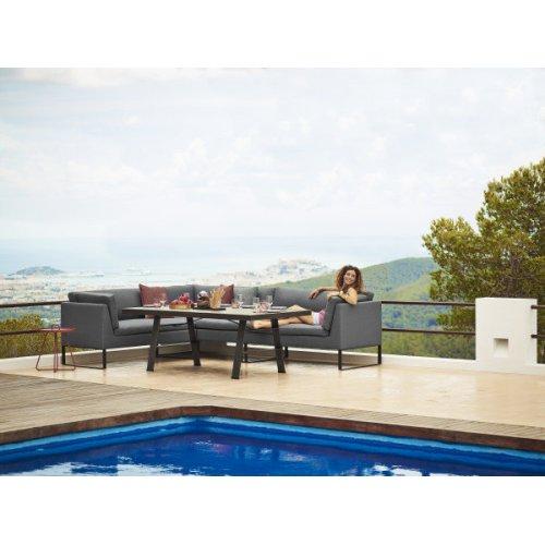Stół ogrodowy FLEX 5053AL firmy Cane-line