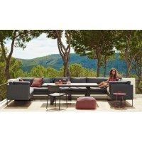Sofa ogrodowa FLEX moduł lewy 8563TXSG firmy Cane-line