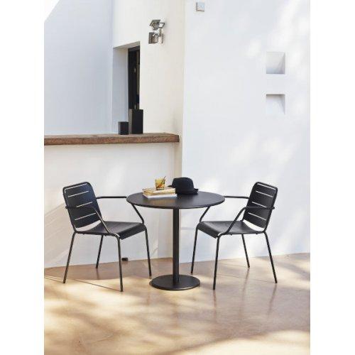 Stolik ogrodowy GO Cafe 5042AL firmy Cane-line
