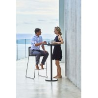 Stolik ogrodowy GO bar 5045AL small firmy Cane-line