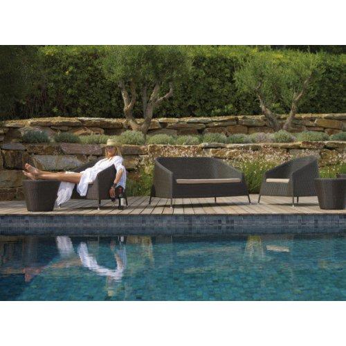 Sofa ogrodowa KINGSTON 5550LB firmy Cane-line