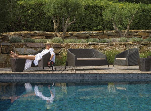 Fotel ogrodowy KINGSTON 5450LB firmy Cane-line