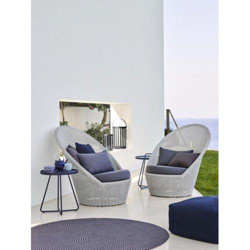 Fotel ogrodowy KINGSTON 5448LW firmy Cane-line