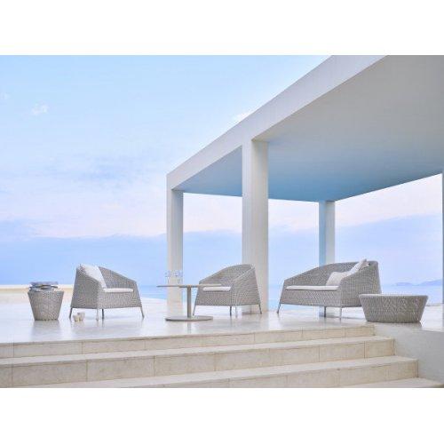 Sofa ogrodowa KINGSTON 5550LW firmy Cane-line