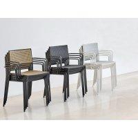 Fotel ogrodowy LESS 11430AWAW firmy Cane-line