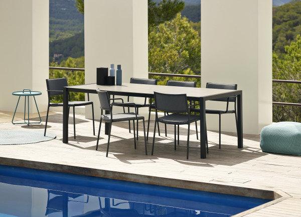 Komplet 2 foteli ogrodowych LESS firmy Cane-line