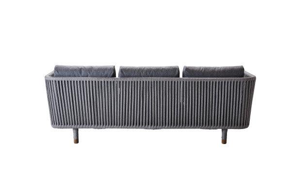 Sofa ogrodowa MOMENTS 7543ROGAITG firmy Cane-line