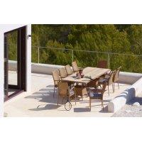 Krzesło ogrodowe NEWMAN 5434LU firmy Cane-line