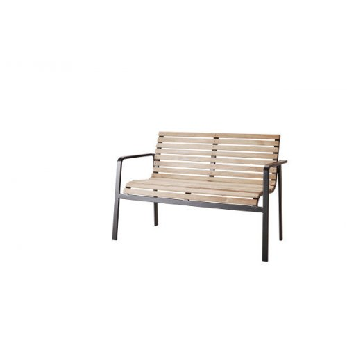 Ławka ogrodowa PARC 11561TAL firmy Cane-line
