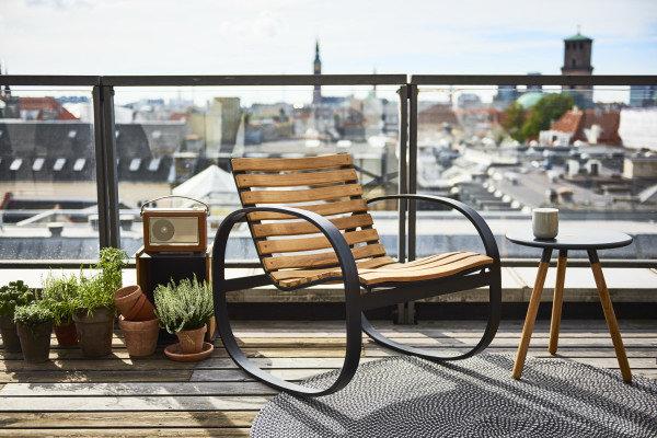 Fotel ogrodowy PARC 11468TAL firmy Cane-line