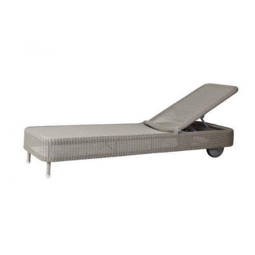 Leżak ogrodowy PRESLEY 5559LT firmy Cane-line
