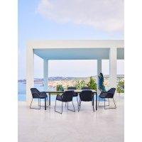 Stół ogrodowy PURE 5085AL 200x100cm firmy Cane-line