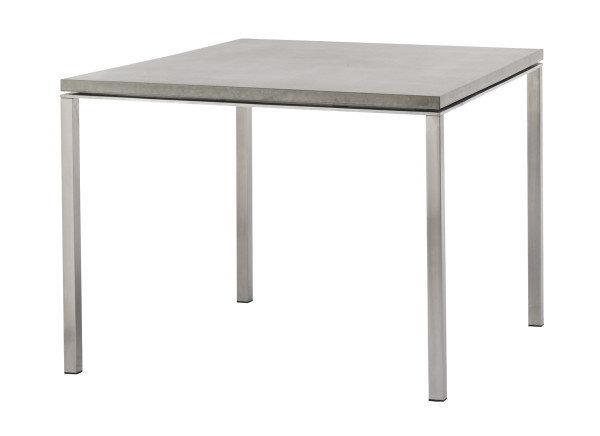 Stół ogrodowy PURE 5088ST 100x100cm firmy Cane-line