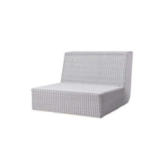 Sofa ogrodowa SAVANNAH moduł środkowy 5440W firmy Cane-line
