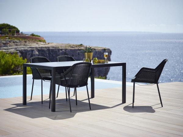 Fotel ogrodowy BREEZE 5464LS 60x83x62cm firmy Cane-line