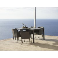 Stół ogrodowy SHARE 5091AS 200x100cm firmy Cane-line