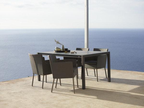 Stół ogrodowy SHARE 5092AS 160x100cm firmy Cane-line