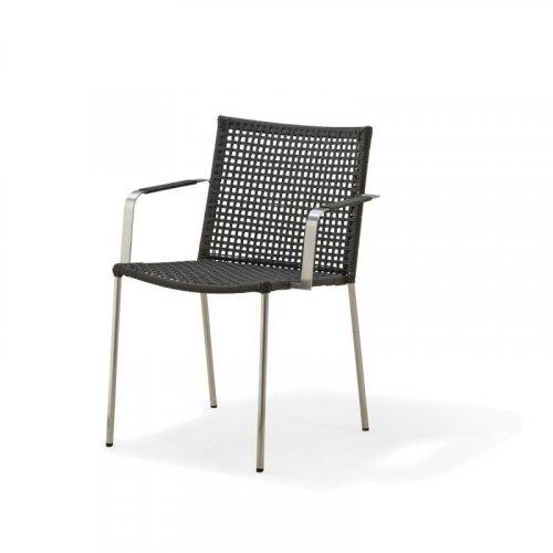 Fotel ogrodowy STRAW 5408RSTG 58x64x81cm firmy Cane-line