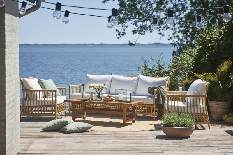Fotel ogrodowy CAROLINE SD-E126-NU 70x76x81cm firmy Sika-Design