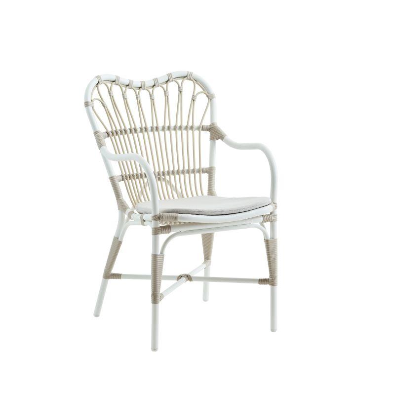 Fotel ogrodowy MARGRET SD-E103-DO 55x64x91cm firmy Sika-Design