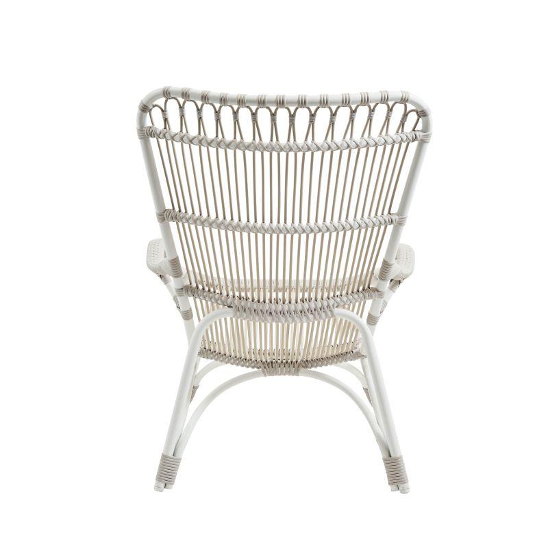 Fotel ogrodowy lounge SD-E182-DO 67x81x98cm firmy Sika-Design