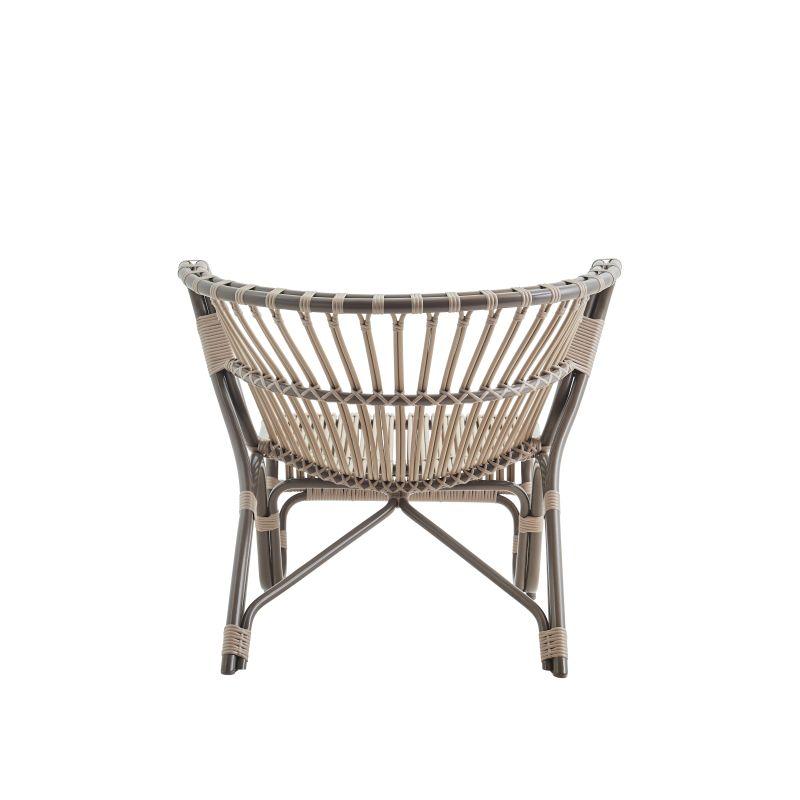 Fotel ogrodowy lounge FOX VB-E22-MO 79x92x68cm firmy Sika-Design