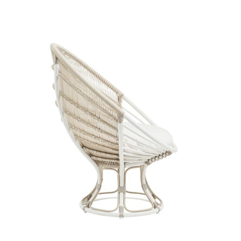 Fotel ogrodowy LUNA FA-E40-DO 100x74x102cm firmy Sika-Design