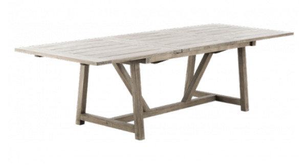 Stół ogrodowy rozkładany GEORGE 9480 200-280x100cm firmy Sika-Design
